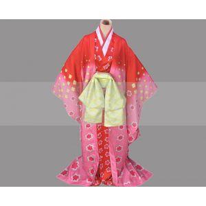 Customize One Piece Wano Country Arc Oiran Komurasaki Kimono Cosplay Costume Buy