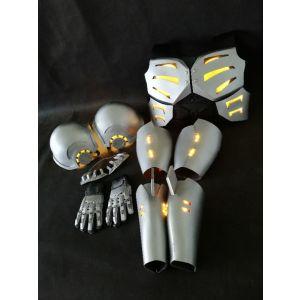 One Punch Man Genos Cosplay Lightable Armor Buy