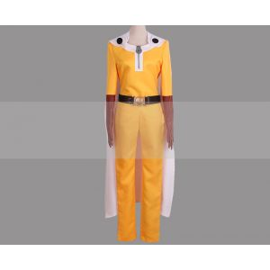 One Punch Man Saitama Cosplay Costume Buy