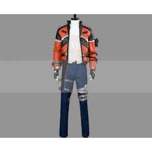 Overwatch Halloween Terror Soldier: 76 Skin Slasher: 76 Cosplay Costume Buy