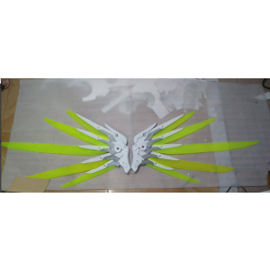Overwatch Mercy Guardian Angel Cosplay Wings Buy