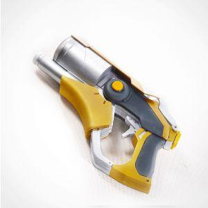 Overwatch Mercy Skin Devil Cosplay Golden Caduceus Blaster for Sale
