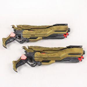 Overwatch Reaper Skin Mariachi Weapon Golden Hellfire Shotguns Cosplay Buy
