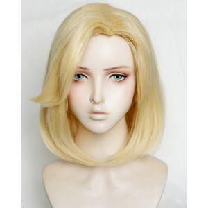 Overwatch Mercy Skin Combat Medic Ziegler Cosplay Wig for Sale