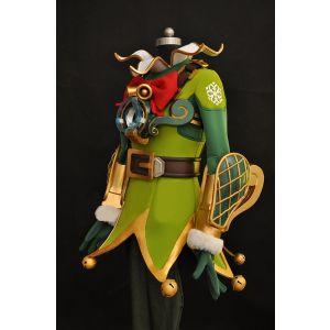 Overwatch Jingle Tracer Costume Armor Cosplay Buy