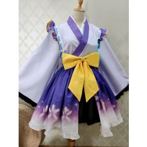 Customize Princess Connect! Re:Dive Kyouka Hikawa Cosplay Costume