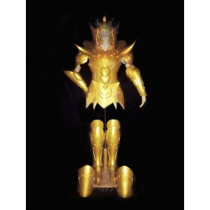 Customize Saint Seiya Aries Shion Cosplay Costume Armor