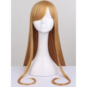 SAO Project Alicization Asuna Goddess of Creation Stacia Cosplay Wig