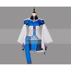SINoALICE Princess Kaguya Cleric Cosplay Costume for Sale