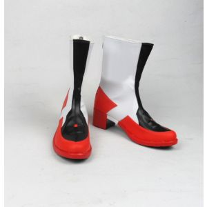 SAO The Movie Ordinal Scale Asuna Cosplay Boots for Sale