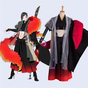 Touken Ranbu Shizukagata Naginata Cosplay Costume Buy,