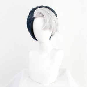 Twisted Wonderland Divus Crewel Cosplay Wig