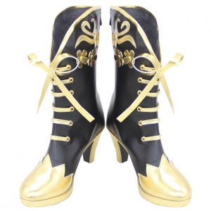 Customize Twisted Wonderland Pomefiore Vil Schoenheit Cosplay Boots Buy