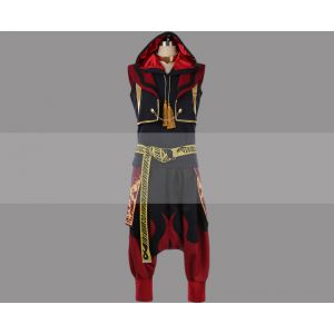 Customize Twisted Wonderland Scarabia Jamil Viper Cosplay Costume for Sale