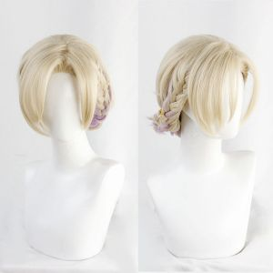 Twisted Wonderland Pomefiore Vil Schoenheit Cosplay Wig