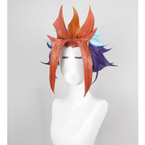 Yu-Gi-Oh! VRAINS Soulburner Takeru Homura VR Form Wig Cosplay for Sale