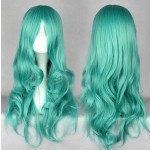 Michiru Kaioh Sailor Neptune Cosplay Wig