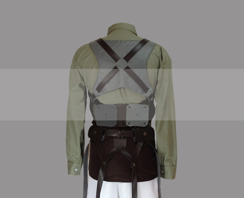 Attack on Titan Jean Cosplay Outfits