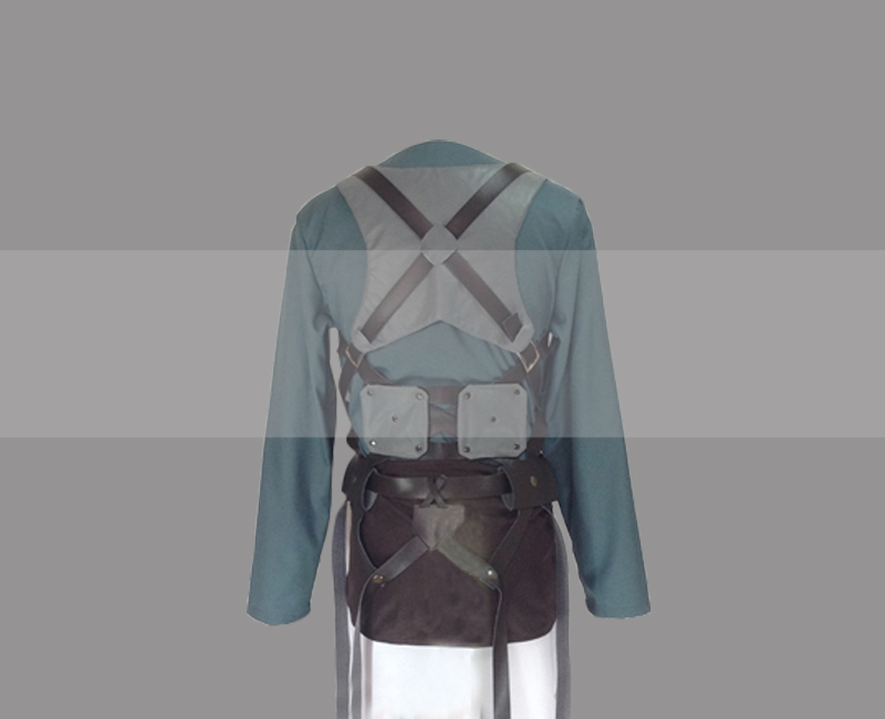 AoT Stationary Guard Hannes Cosplay Costume
