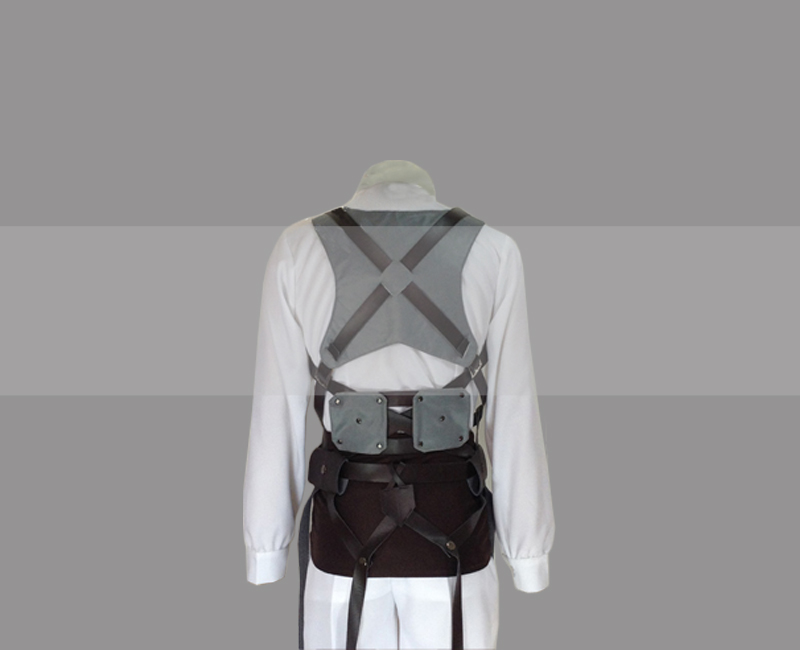 AoT Erwin Smith Cosplay Costume