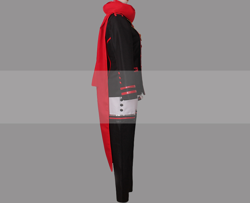 D.Gray Man HALLOW Lavi Cosplay Costume for Sale
