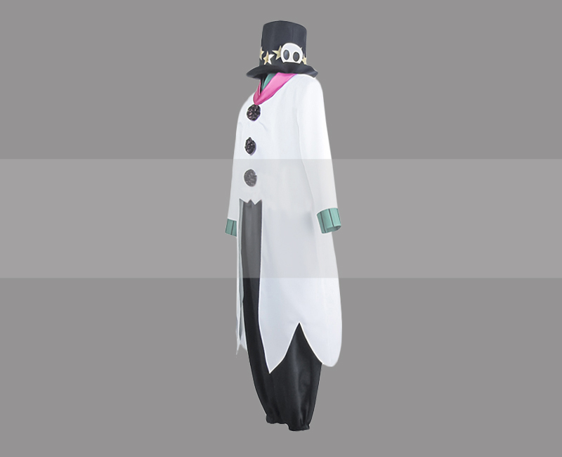 D.Gray Man The Earl of Millennium Cosplay Costume