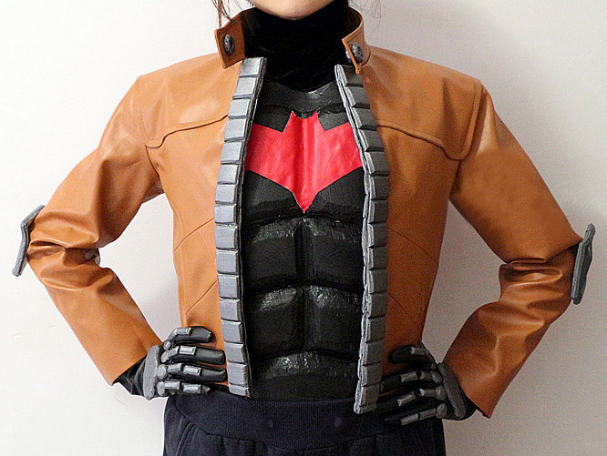 Batman Jason Todd Red Hood Cosplay Costume for Sale