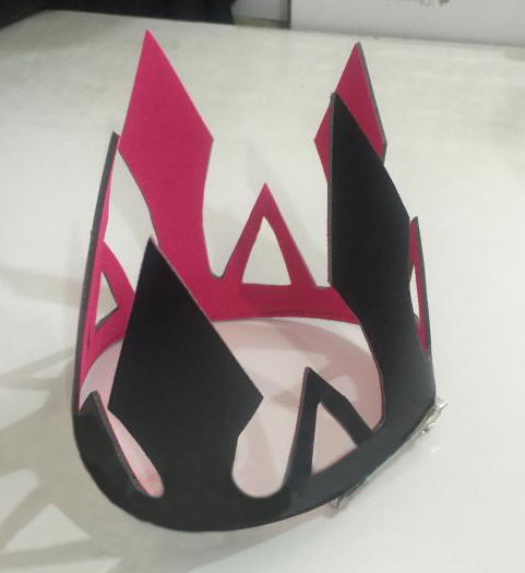 Elsword Lu Chiliarch Cosplay Crown