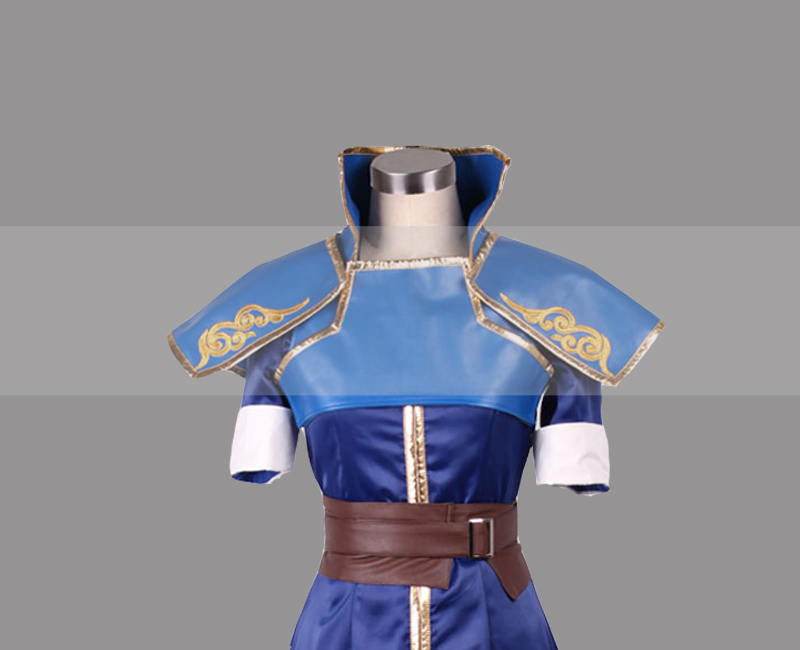 Mystery of the Emblem Marth Cosplay