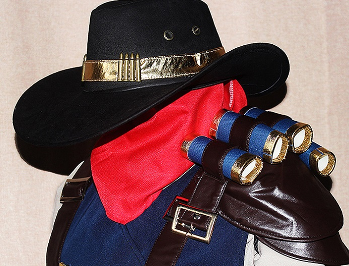 League of Legends High Noon Jhin Cosplay Outfit Buy