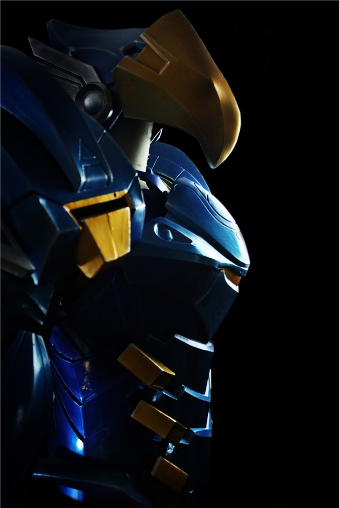 Overwatch Pharah Cosplay Armor for Sale
