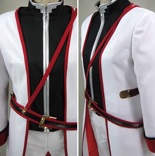 Re: Life in a Different World from Zero Julius Cosplay Outfit for Sale