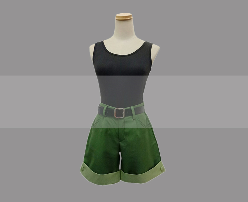 Cells At Work! NK Cell Cosplay Costume