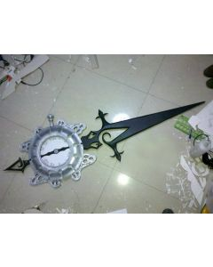 Castlevania Judgment Aeon Weapon Clock-blade Cosplay Prop Buy