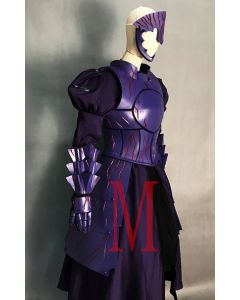 Fate/Grand Order Saber Alter Artoria Pendragon Cosplay Costume Armor
