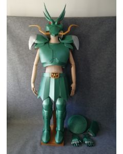 Saint Seiya Shiryu Dragon Cloth Cosplay Armor