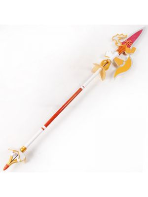 Elsword Ara Sakra Devanam Spear Weapon Cosplay Prop Buy