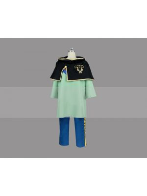 Black Clover Luck Voltia Cosplay Outfit for Sale