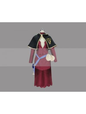 Customize Black Clover Vanessa Enoteca Cosplay Costume for Sale, Black Clover Vanessa Enoteca Cosplay Outfit Buy