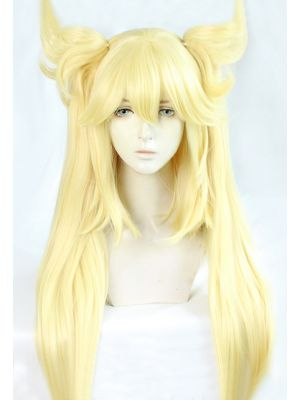 BURN THE WITCH Ninny Spangcole Cosplay Wig