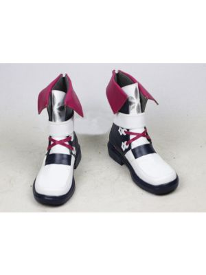 Customize Elsword Laby Rumble Pumn Cosplay Boots for Sale