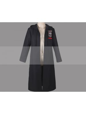 Black Order Exorcist Cosplay Hooded Cape for Sale