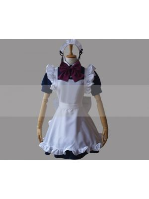Date A Live Origami Tobiichi Cosplay Maid Uniform Buy