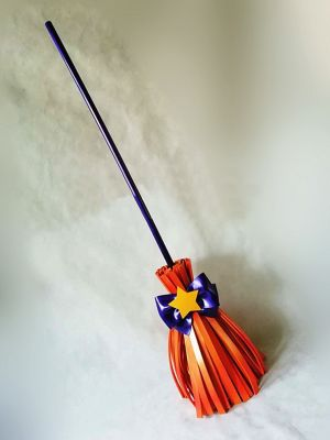 Date A Live Yoshino Witch Broom Cosplay Replica Prop Buy