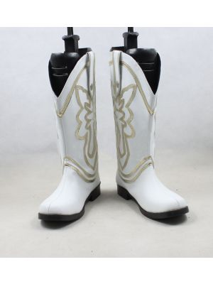 Drakengard 3 One (Sister) Cosplay Boots for Sale