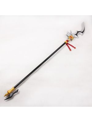 Elsword Ara Asura Weapon Cosplay Replica Spear Prop for Sale