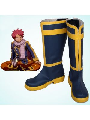 Fairy Tail Celestial Clothing Natsu Cosplay Boots Buy