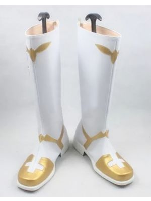 Fate/Apocrypha Rider of Black Astolfo Cosplay Boots Buy