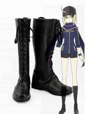F/GO Assassin Mysterious Heroine X Stage 1 Cosplay Boots for Sale