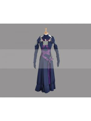 Fire Emblem If Aqua Cosplay Dance Nohr Outfit for Sale